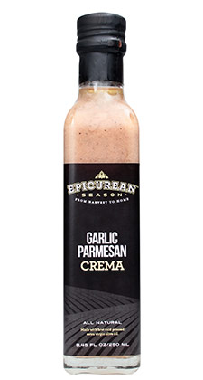 Garlic Parmesan Crema 250ml
