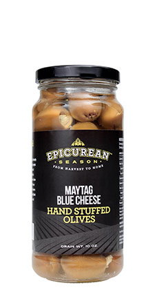 Maytag Blue Cheese Hand Stuffed Olives