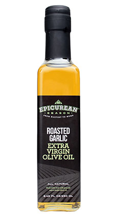 Roasted Garlic Extra Virgin Olive Oil 250ml