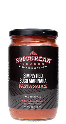 Simply Red Sugo Marinara Pasta Sauce