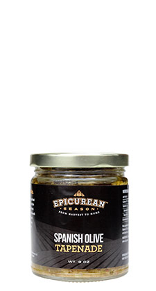 Spanish Olive Tapenade