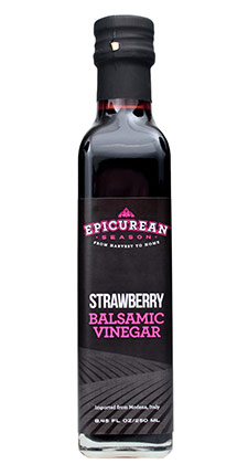 Strawberry Balsamic Vinegar 250ml