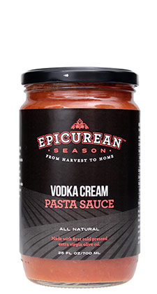 Vodka Cream Pasta Sauce