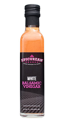 White Balsamic Vinegar 250ml